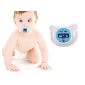 Ψηφιακό θερμόμετρο Πιπίλα ΒΑΒΥ TEMP (Παιδί)