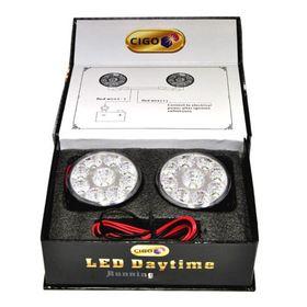 Προβολάκια Ομίχλης LED Daytime Running Lights WJD LED-109 (Αξεσουάρ αυτοκινήτου)