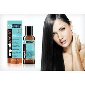 Moroccan Argan Oil (100ml)για Ενυδάτωση και Αναδόμηση Μαλλιών (Ομορφιά)