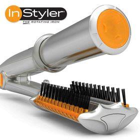 InStyler- Περιστρεφόμενη  Συσκευή Styling για Ίσιωμα και μπούκλες (Ομορφιά)