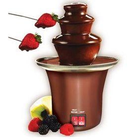 Συντριβάνι Σοκολάτας για Φοντί (Κουζίνα )