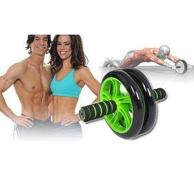 Ρόδα Εκγύμνασης Κοιλιακών με Φρένο - Braked AB Wheel (Υγεία & Ευεξία)