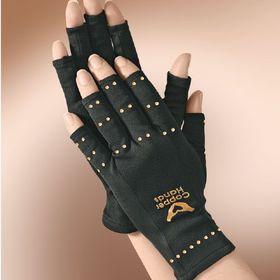 Γάντια Ανακούφισης Αρθρίτιδας με Χαλκό - Arthritis Gloves Copper Hands (Υγεία & Ευεξία)