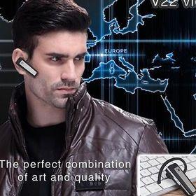 Full HD Κάμερα με Μορφή Ακουστικού Bluetooth (Ασφάλεια & Παρακολούθηση)
