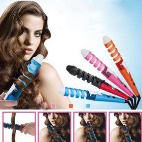 Modelador Ceramic Fast Spiral Curler της Κεμει  για Υπέροχες Φυσικές Μπούκλες (Ομορφιά)