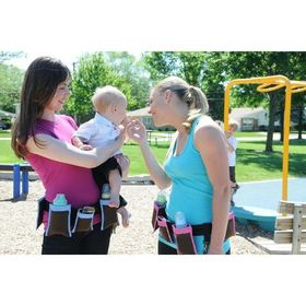 Ζώνη Μέσης  με Αφαιρούμενες Τσέπες-Mummy  Waist Diaper Bag (Παιδί)
