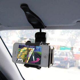 Βάση στήριξης Universal για κινητά, gps, κάμερες για το αλεξήλιο του αυτοκινήτου (Αξεσουάρ αυτοκινήτου)