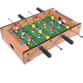 Επιτραπέζιο Ξύλινο Ποδοσφαιράκι 34 εκ. με 12 Παίκτες (Παιδί)