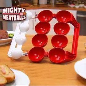 Εργαλείο Για Τέλεια Γεμιστά Κεφτεδάκια Mighty Meatballs (Κουζίνα )