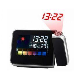 Ρολόι Προτζέκτορας - Μετεωρολογικός Σταθμός (Ρολόγια)