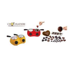 Διπλή Συσκευή για Σοκολάτα ή Φοντί - Chocolatiere (Κουζίνα )