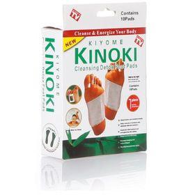 Σετ 60 Αυτοκόλλητα Επιθέματα Αφαίρεσης Τοξίνων KINOKI (Υγεία & Ευεξία)