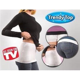 Ελαστική Ζώνη Μέσης Κορσές Trendy Top Σετ 2 τεμαχίων (Υγεία & Ευεξία)