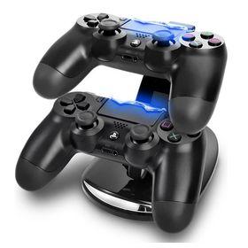 Διπλή Βάση Φόρτισης για Χειριστήρια PS4 (Τεχνολογία )