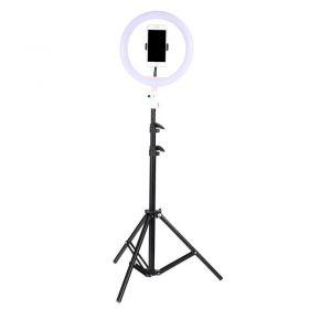 Επαγγελματικός Φωτογραφικός Φωτισμός LED (RING) - OEM (Ήχος & Εικόνα)