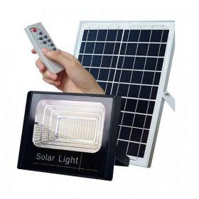 Ηλιακός Προβολέας Αδιάβροχος 60 W με Τηλεκοντρόλ OEM FO-8860 (Φωτισμός)
