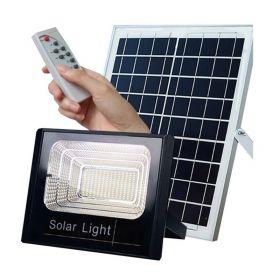 Ηλιακός Προβολέας με Ασύρματο Κοντρόλ 25W (Φωτισμός)