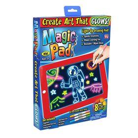 Μαγικό Pad Ζωγραφικής με Φωτισμό (Παιδί)