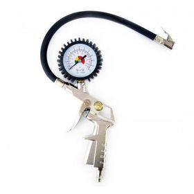 Πιστόλι Αέρος με Μανόμετρο Μετρητής Πίεσης Ελαστικών (Αξεσουάρ αυτοκινήτου)