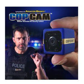 Μίνι Ασύρματη Επαναφορτιζόμενη Κάμερα Cop Cam (Ασφάλεια & Παρακολούθηση)