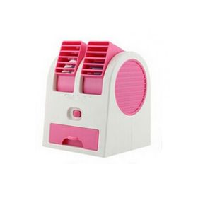 Επιτραπέζιος USB Ανεμιστήρας - Mini Air Cooler ΗΒ-168 (Ψύξη - Θέρμανση)