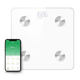 Επαναφορτιζόμενη Ζυγαριά Μπάνιου με Καταγραφή Δεδομένων μέσω Bluetooth (Μπάνιο)