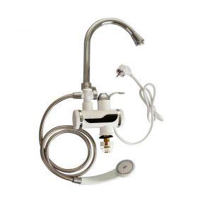 Ηλεκτρικός Ταχυθερμαντήρας - Βρύση με Ντουζ (Ηλεκτρολογικά - Υδραυλικά)