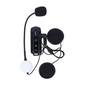 Ενδοεπικοινωνία Bluetooth Κράνους Μηχανής BT-S1 (Αυτοκίνητο - Μηχανή - Σκάφος)