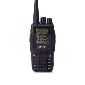 Πομποδέκτης με Ραδιόφωνο και Έγχρωμη Οθόνη 4band 5W QYT KT-8R (Ήχος & Εικόνα)