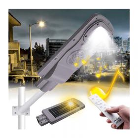 Ηλιακό Φωτιστικό 70W με Ηχείο Bluetooth (Φωτισμός)
