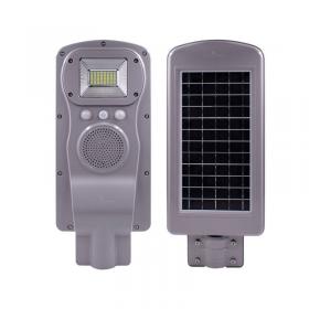 Ηλιακό Φωτιστικό 60W με Ηχείο Bluetooth (Φωτισμός)