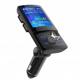 Πομπός Bluetooth USB/microSD MP3 Player, FM Transmitter, Hands-free και Φορτιστής Αυτοκινήτου BC45 (Αξεσουάρ αυτοκινήτου)