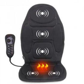 Θερμαινόμενο Κάλυμμα Και Μασάζ 5 Σημείων για το Κάθισμα του Σπιτιού και του Αυτοκινήτου (Υγεία & Ευεξία)