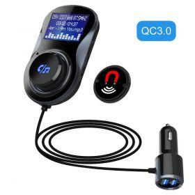 Πομπός Bluetooth USB/microSD MP3 Player, FM Transmitter, Hands-free και Φορτιστής Αυτοκινήτου BC30BQ (Αξεσουάρ αυτοκινήτου)