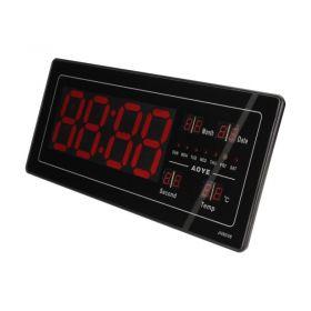 Ψηφιακό Ρολόι LED με Ένδειξη Ημερομηνίας και Θερμοκρασίας JH-8036 (Ρολόγια)