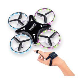 Μίνι Quadcopter Drone με Χειρισμό Χεριού και Φωτάκια LED OEM (Παιδί)