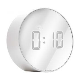 Επιτραπέζιο Ψηφιακό Ρολόι Καθρέφτης με Ξυπνητήρι (Διακόσμηση σπιτιού)