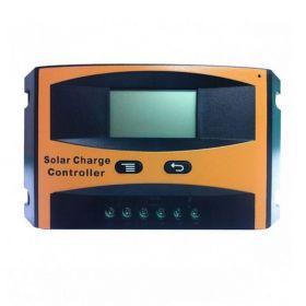Ρυθμιστής Φόρτισης με Οθόνη για Φωτοβολταϊκά Panel PWM 10 A OEM LD2410C (Ανανεώσιμες πηγές ενέργειας)
