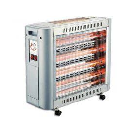 Θερμάστρα Χαλαζία με Ανεμιστήρα & Υγραντήρα 2800W (Ψύξη - Θέρμανση)