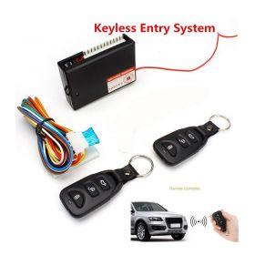 Σύστημα Κεντρικού Κλειδώματος – Ξεκλειδώματος Αυτοκινήτου με 2 Χειριστήρια OEM (Αξεσουάρ αυτοκινήτου)