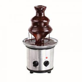 Συσκευή Συντριβάνι για Fondue Σοκολάτας (Κουζίνα )