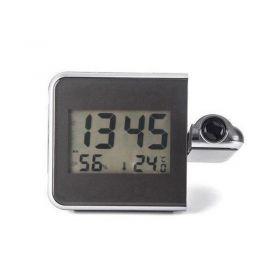 Ψηφιακό Ρολόι Προτζέκτορας με Ξυπνητήρι, Ένδειξη Θερμοκρασίας και Υγρασίας (Ρολόγια)