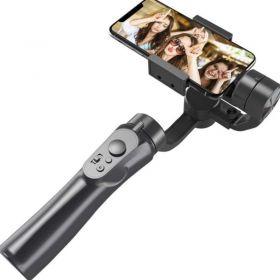 Bluetooth Χειροκίνητος Σταθεροποιητής Εικόνας & Βίντεο Κινητού (Ήχος & Εικόνα)
