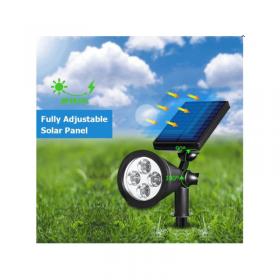 Ηλιακό Προβολάκι 5W 2 σε 1 (Φωτισμός)