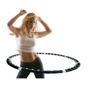 Hula Hoop - Όργανο Γυμναστικής με Μαγνητικές Σφαίρες (Υγεία & Ευεξία)