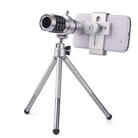 Φακός Κάμερας & Τηλεσκόπιο 12x - Universal Clip (Κινητά & Αξεσουάρ)