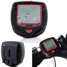 Ψηφιακό Αδιάβροχο Ταχύμετρο Ποδηλάτου (Hobbies & Sports)