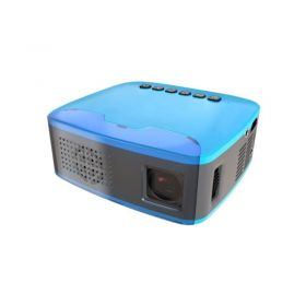 Φορητός Προτζέκτορας Προβολής LED με Θύρες HDMI, AV, miniUSB, TF card, και Ενσωματωμένο Ηχείο (Ήχος & Εικόνα)