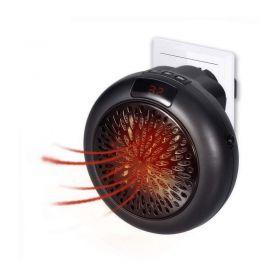Μίνι Σόμπα Πρίζας - Αερόθερμο 900Watt Wonder Heater με Θερμοστάτη & Χρονοδιακόπτη (Ψύξη - Θέρμανση)
