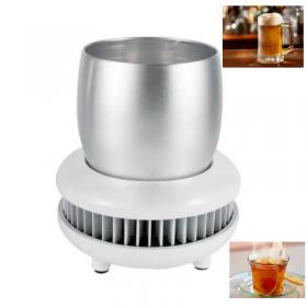 Ανοξείδωτη Κούπα Ψύξης και Θέρμανσης (Κουζίνα )
